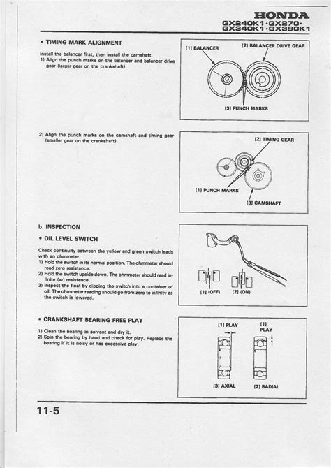 Diagram For 390 Engine Timing by Honda Gx390 Governor Diagram Honda Wiring Diagram Images