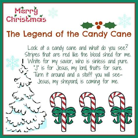 pin by susan mickey d on food crafts 245 | e969acd5e1aa9ee0d252a80325513612 candy cane poem candy canes