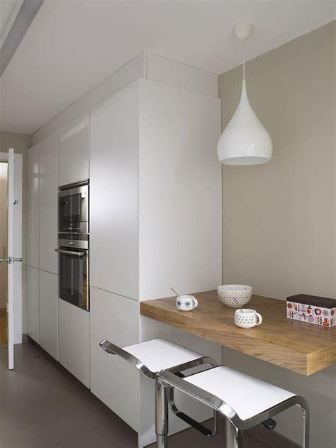 cocina  barra volada cocinas en  cocinas