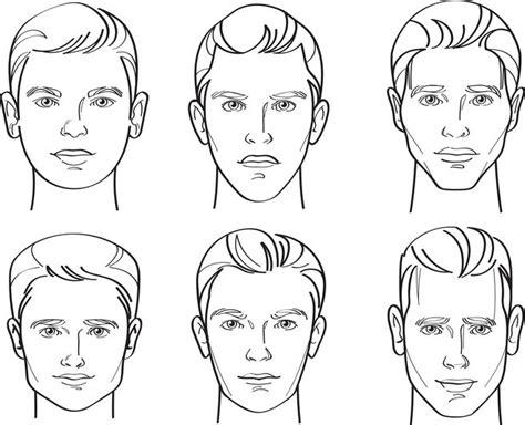 choosing   haircut  fit  face fine mens