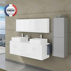 Meuble Salle De Bain Colonne : colonne de rangement salle de bain ref col991b ~ Teatrodelosmanantiales.com Idées de Décoration
