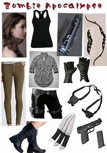 De 20+ bu00e4sta idu00e9erna om Zombie Apocalypse Outfit pu00e5 Pinterest