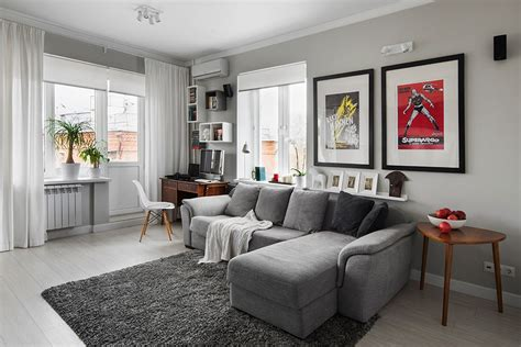 wall colors for living room with gray furniture www