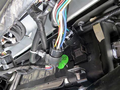 Silverado Trailer Wiring Harnes by 2016 Chevrolet Silverado 2500 Custom Fit Vehicle Wiring