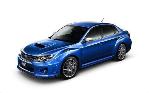 Subaru Car : Subaru Impreza Wrx 2012 Wallpaper
