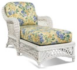lounge sofa rattan white wicker chaise lanai tropical indoor chaise lounge chairs by wicker paradise