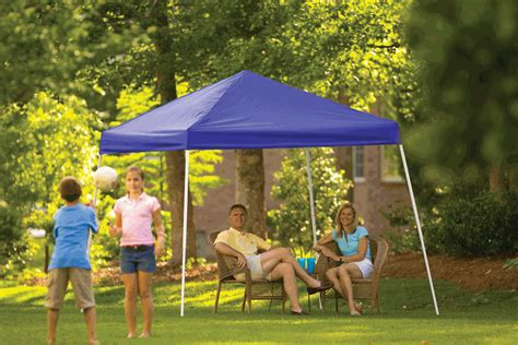 sport canopy tent shelterlogic 10 x 10 blue pop up canopy tent sports