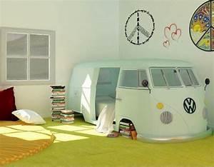 Chambre Enfant Original : d co originale pour chambre d 39 enfant ~ Teatrodelosmanantiales.com Idées de Décoration