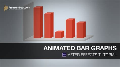 How To Create A Bar Graph In Adobe After Effects