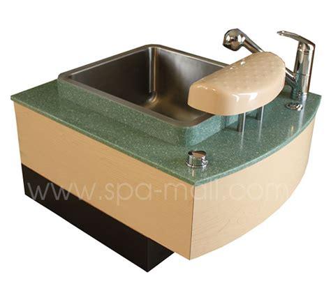 pedicure sinks with drain pedicure basins pedicure sink cs raiser 1517r basin