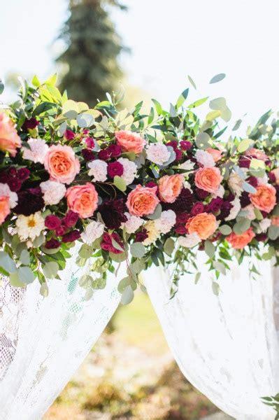 diy wedding arbor  fiftyflowerscom