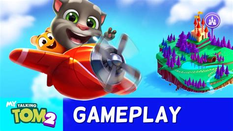 my talking tom 2 the ultimate guide official gameplay youtube