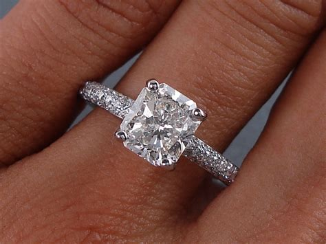 203 Ctw Radiant Cut Diamond Engagement Ring H Si1. Dermal Implant Wedding Rings. Bicolor Engagement Rings. Protector Rings. Emerald Cut Rings. Foggy Engagement Rings. Split Shank Engagement Rings. Beautiful Engagement Rings. Commitment Rings
