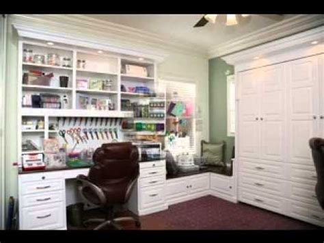 Diy Craft Room Furniture Decorating Ideas Youtube