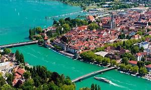 El lago Constanza o la glamurosa Costa Azul alemana