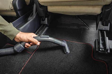 comment nettoyer les tapis et la moquette de voiture