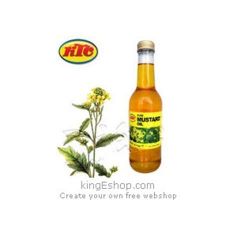 les bienfaits de l huile de moutarde