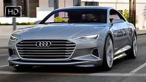 VIDEO: Audi A9 Concept Prologue Exterior and Interior ...