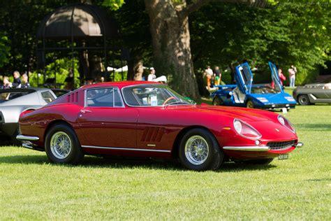 Ferrari 275 GTB/4 - Chassis: 10621 - Entrant: David Moores ...