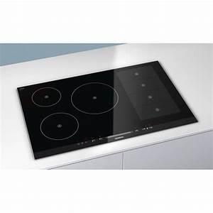 Plaque Induction Modulable : plaque cuisson induction siemens simple plaque de cuisson ~ Premium-room.com Idées de Décoration