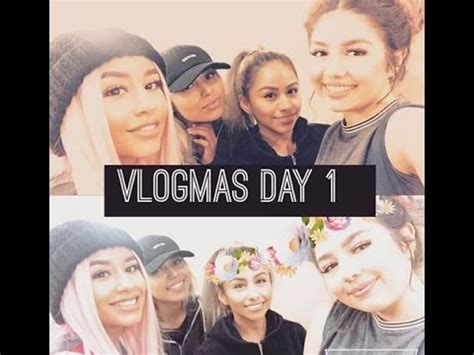 Vlogmas Day 1 Youtube