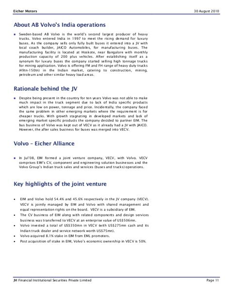 commercial vehicle industry initiation report