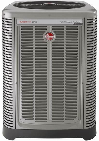 Rheem Air Classic Conditioning Series Conditioner Unit