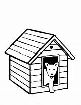 Dog Coloring Pages Clip Doghouse Kennel Clipart Cartoon Cliparts Colouring Clipartmag Library Puppy Snoopy Printable Attribution Forget Getcoloringpages Link Don sketch template