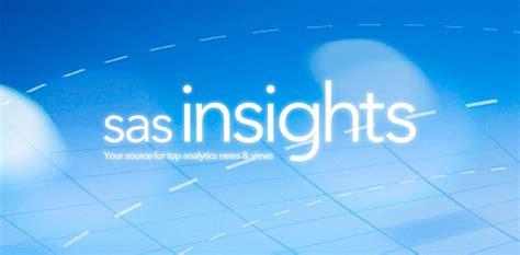 analytics insights sas
