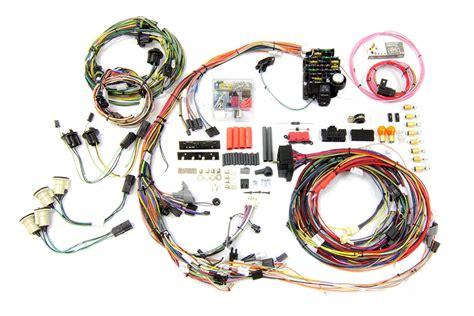 Circuit Direct Fit Camaro Harness