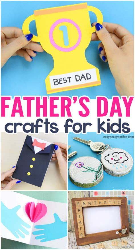 fathers day crafts cards and craft ideas for 793 | Fathers Day Crafts for Kids to Make 1