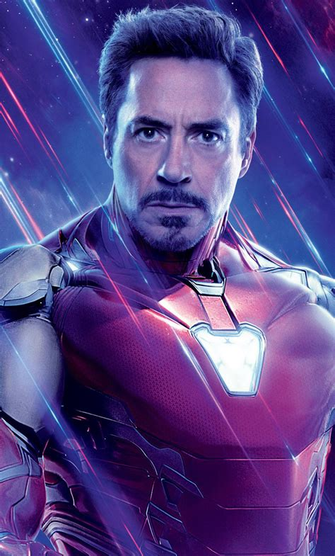 iron man  avengers endgame  iphone  hd
