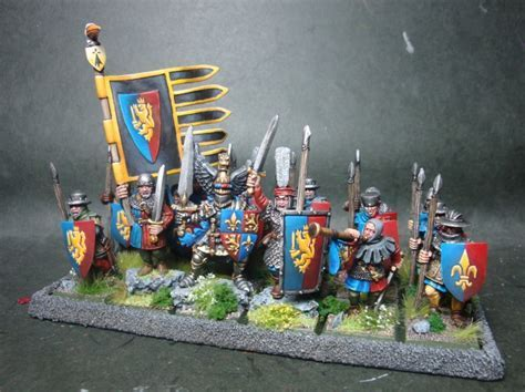 Oldhammer Forum ? View topic   bretonnian and other oldies