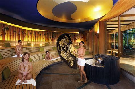 Feucht In Der Sauna by Die Therme Erding