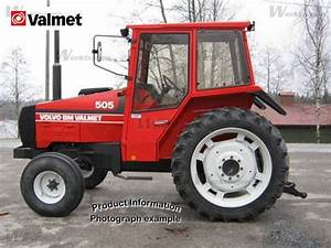 Valmet 505 - Valmet - Machinery Specifications - Machinery