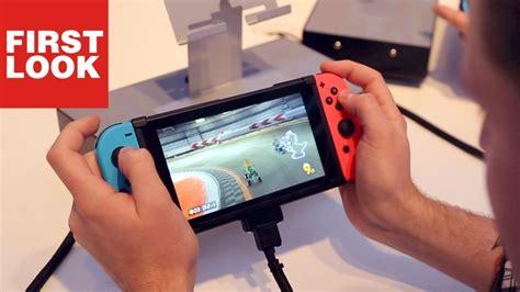 nintendo switch  spielen sich die games computer bild