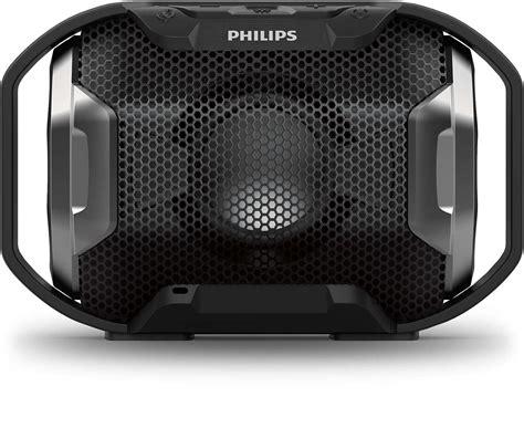 wireless portable speaker sbb philips