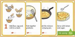 Pancake Procedure  Teacher Made
