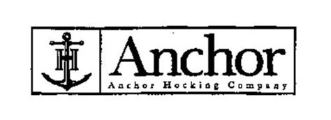 H ANCHOR ANCHOR HOCKING COMPANY Trademark of GLOBAL HOME ...