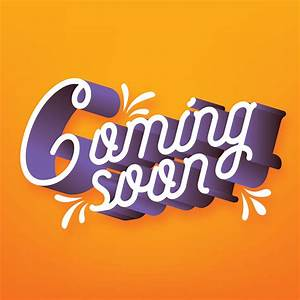 coming, soon, typography, vector, design, 621848