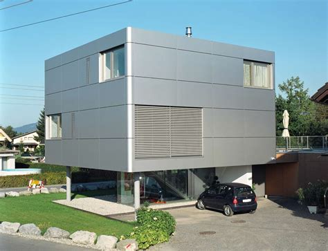 prefa aluminium verbundplatte aluminium verbundplatte besonders robuste fassadenverkleidung prefa