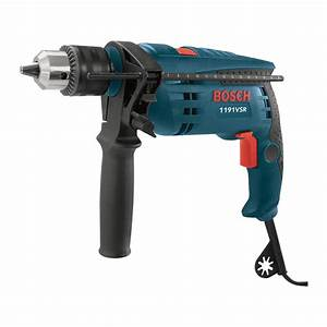 FREE SHIPPING — Bosch Corded Electric Hammer Drill — 1/2in ...