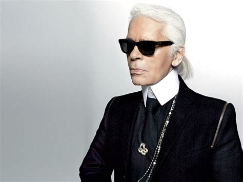 Karl Lagerfeld Spills on the Chanel Métiers d'Art Collection