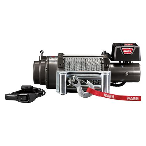 Warn® 17801  M 12000 Lbs Selfrecovery Electric Winch
