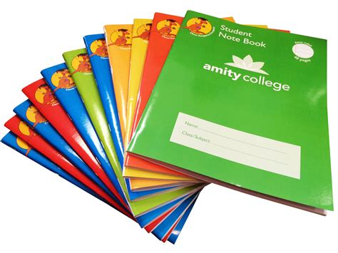 Exercise Books Pack Year 6