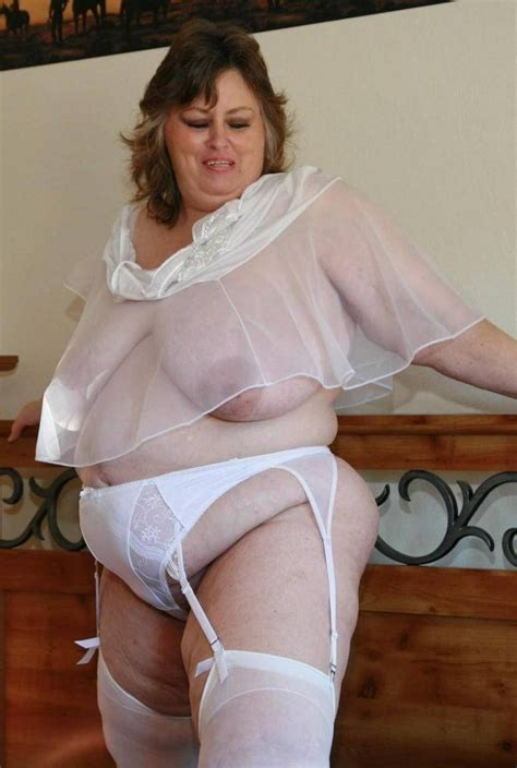 Granny See Through Panties