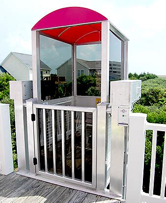 Outdoor Elevators For Beach Houses  Mogams
