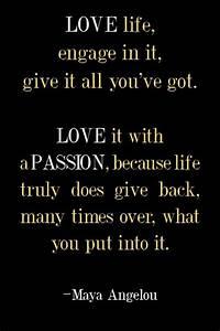 Maya Angelou Motivational Quotes. QuotesGram
