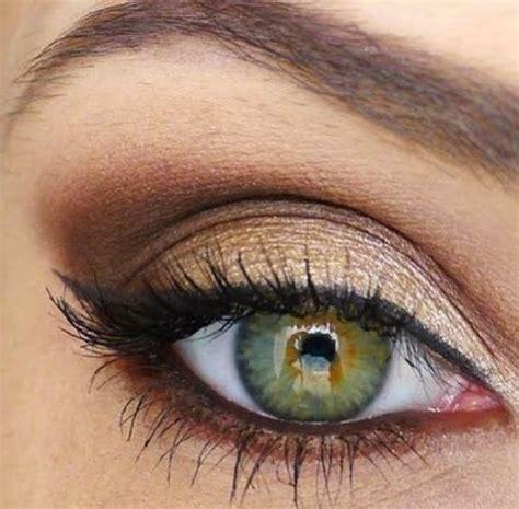Maquillage Simple Yeux Marrons Maquillage Des Yeux Marron Simple Et Facile