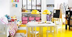 Spielzeug Aufbewahrung Ikea : como combinar o amarelo com outras cores eu decoro ~ Michelbontemps.com Haus und Dekorationen